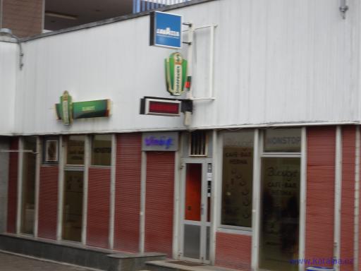 Nonstop Blankyt - Praha Háje