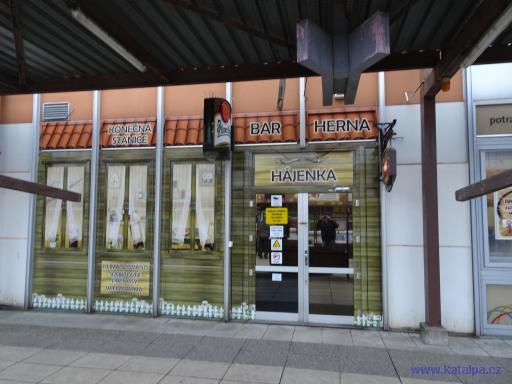 Bar Hájenka - Praha Háje