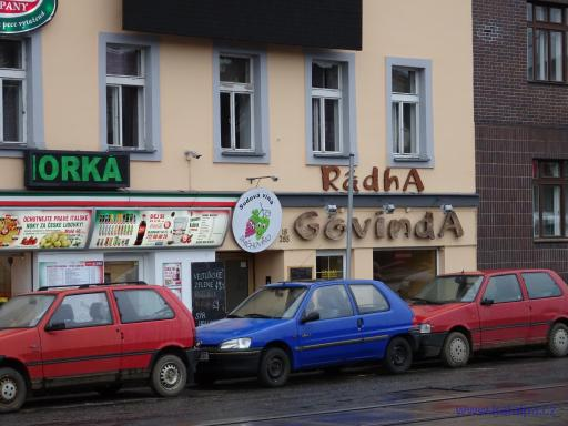 Rádha Govinda - Praha Smíchov
