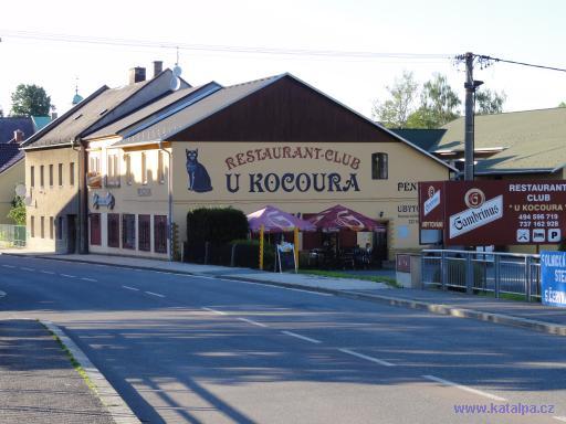 Restaurant-Club U Kocoura  - Solnice