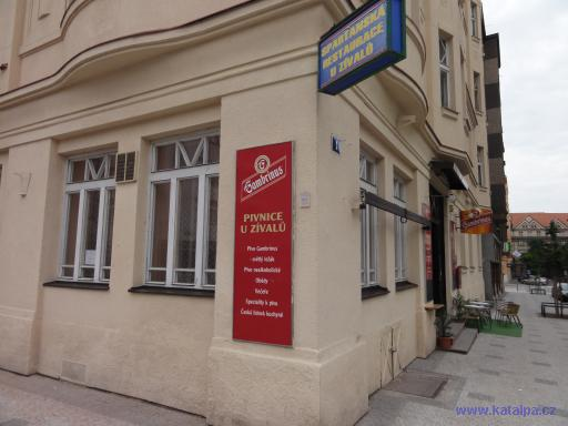 Pivnice u Zívalů - Praha Dejvice