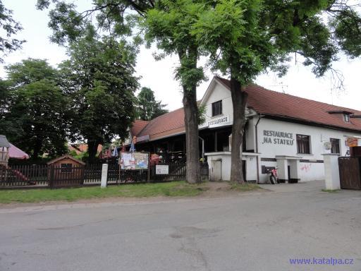 Restaurace Na statku - Jevany