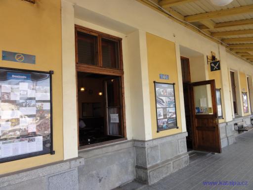 Nádraží Benešov u Prahy