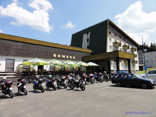 Restaurace Šumava - Srní