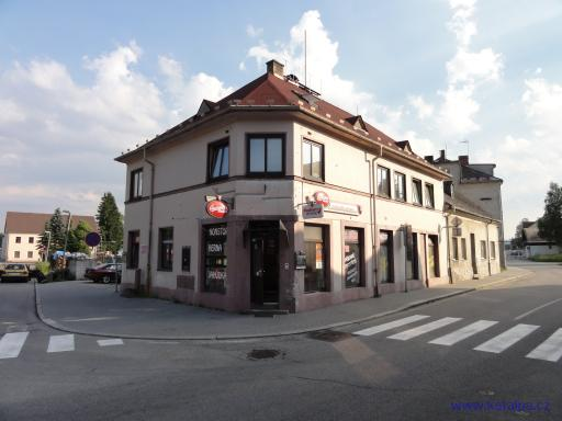 Herna Bar Jahůdka - Volary