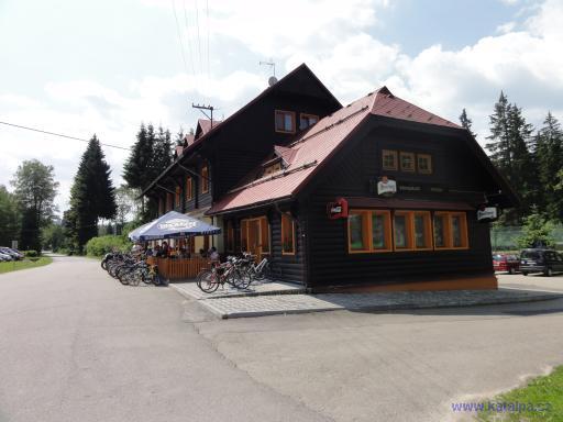 Restaurace Pstruh - Stožec