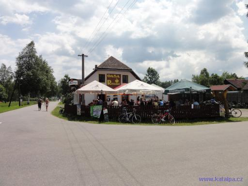 Restaurant Oasa - Dlouhý Bor