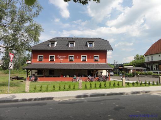Restaurant Penzion Sen - Černá v Pošumaví