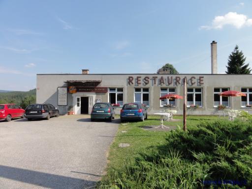 Restaurace Slávie - Větrní