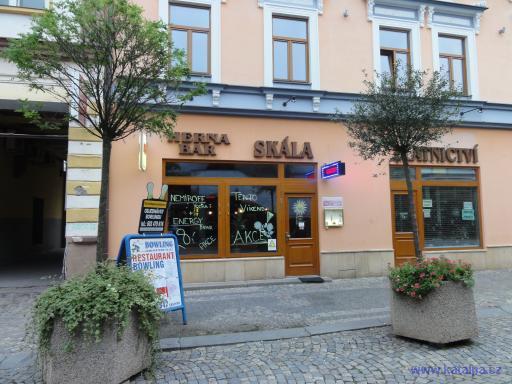 Herna bar Skála - Trutnov