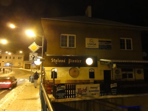 Stylová pivnice - Ledeč nad Sázavou