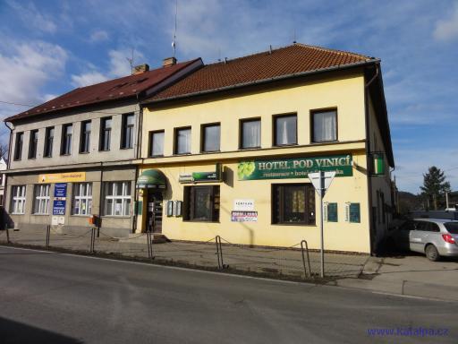 Hotel Pod vinicí - Dobřichovice