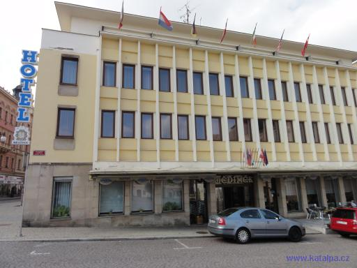 Hotel Mědínek - Kutná Hora