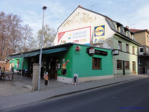 Restaurace sport bar - Doksy