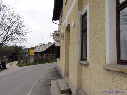 Hostinec nad Čertoryjí - Krčkovice
