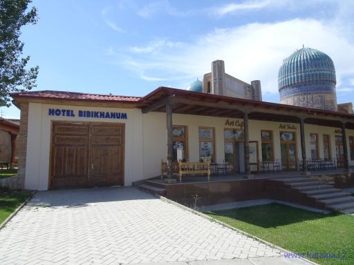 Hotel Bibikhanum - Samarkand