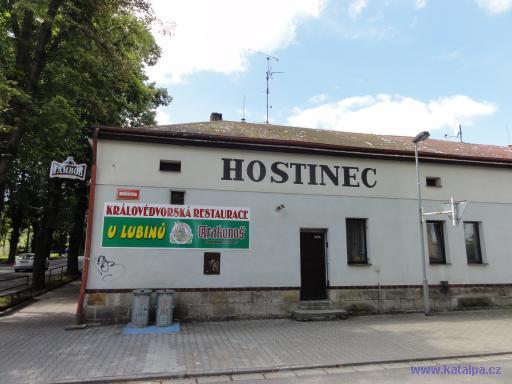 Hostinec U Lubinů - Dvůr Králové nad Labem