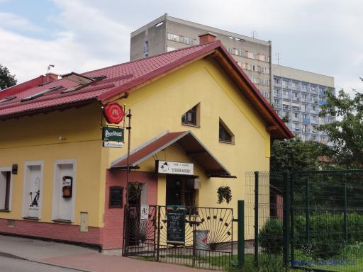 Klub a galerie U černého kocoura - Frýdek-Místek