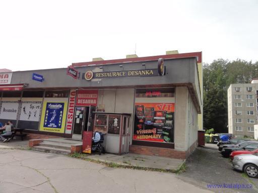Restaurace Desanka - Desná