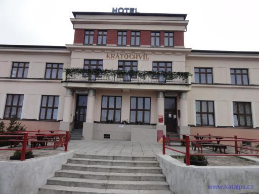 Hotel Kratochvíl - Jince