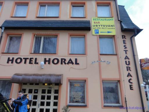 Hotel Horal - Bohosudov
