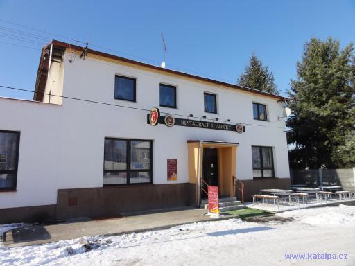 Restaurace U Aničky - Mirošovice
