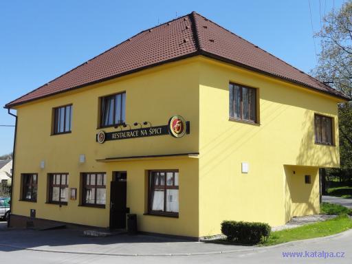 Restaurace Na špici - Plasy