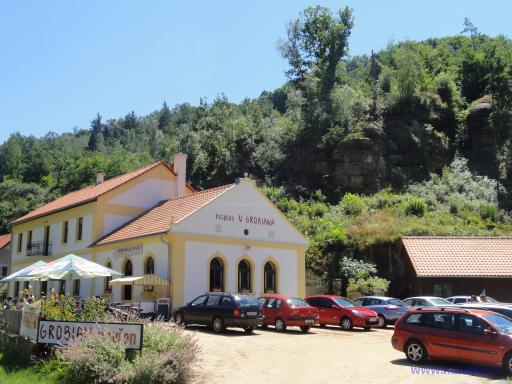 hospoda U Grobiana - Kokořínský Důl