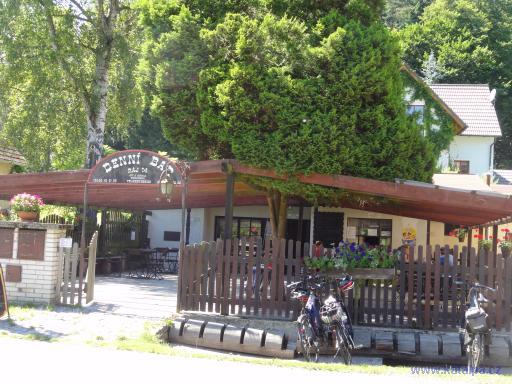 Denní bar - Ráj