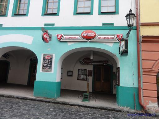 Restaurace Na hradbách - Chrudim