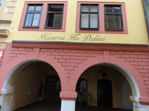 Kavárna Na Podsíni - Chrudim