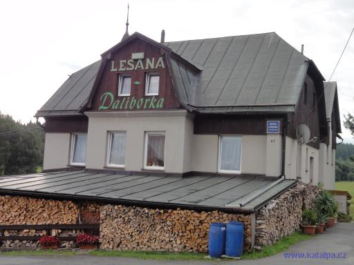Lesana Daliborka - Pec