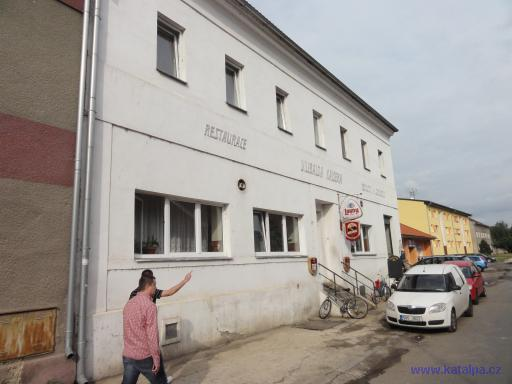 Restaurace Vilibalda Kaisera - Lenešice