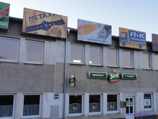Restaurace U Samsona - Šternberk