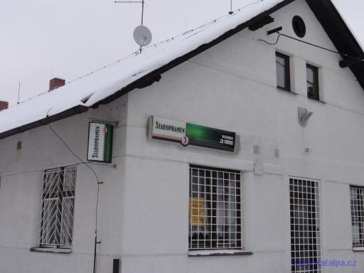 Restaurace Za vodou - Šternberk