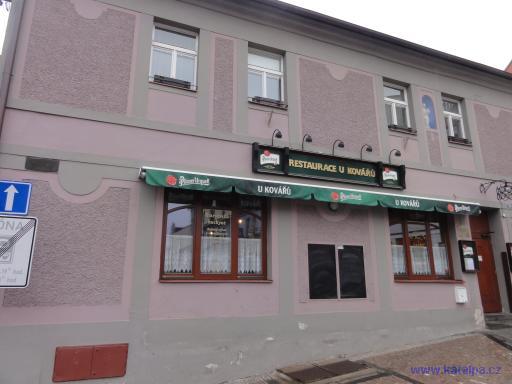 Restaurace U Kovářů - Bedrč
