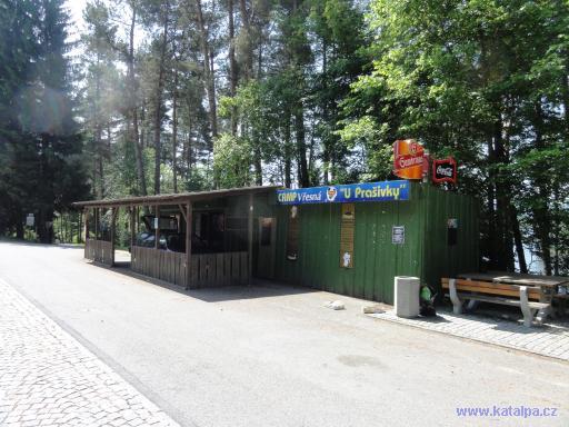 Camp U Prašivky - Vřesná