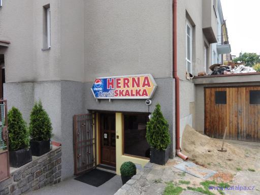 Herna Garáž Skalka - Praha