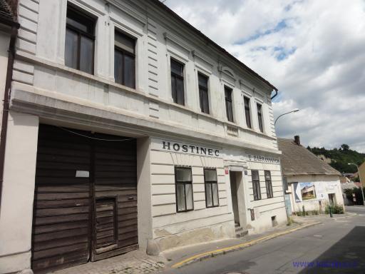 Hostinec U Zábranských - Praha Hlubočepy