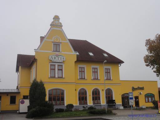 Holet Artis - Nové Město na Moravě