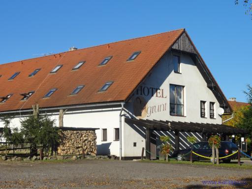 Hotel Grunt - Žďár nad Sázavou