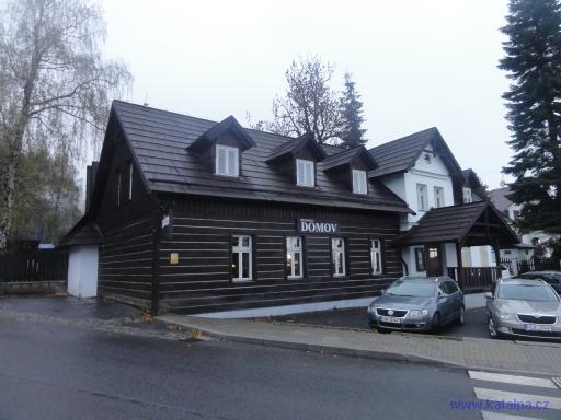 Hospoda Domov - Liberec Horní Hanychov