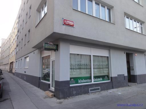 klubovna balzámek - Praha