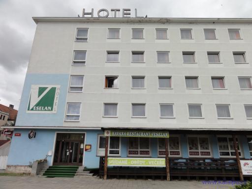 Hotel Veselan - Veselín nad Moravou