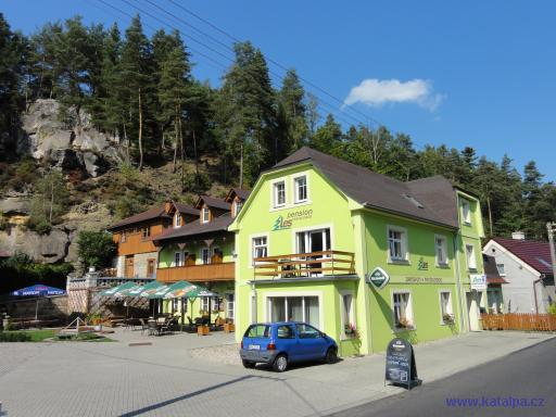 Pension Les - Srbská Kamenice
