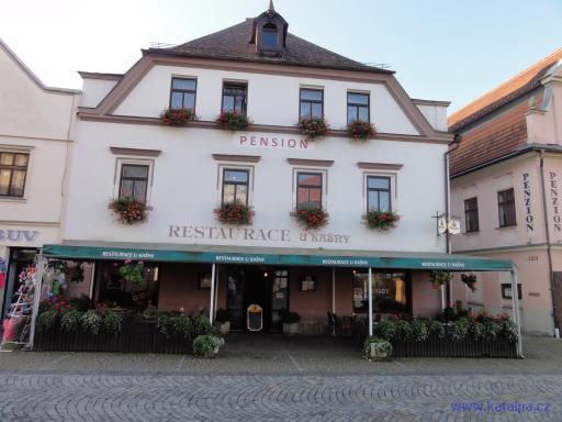 Restaurace U Kašny - Česká Kamenice