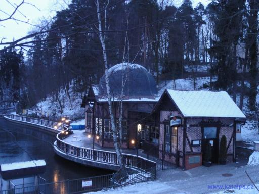 Rybářská bašta - Liberec