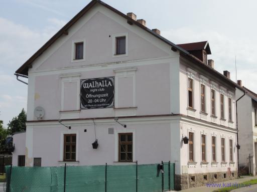 Walhalla night club - České Velenice