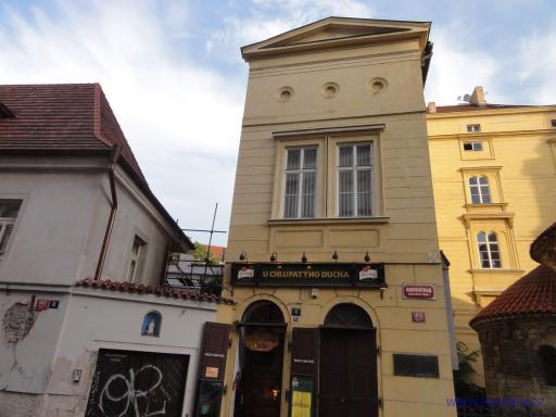 U Chlupatýho ducha - Praha