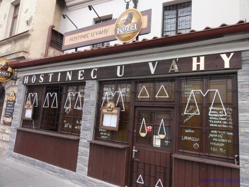 Hostinec U váhy - Praha Smíchov